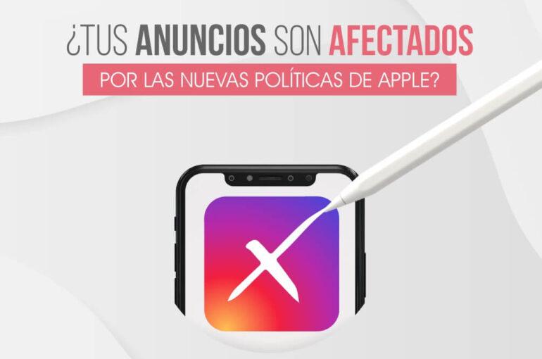 Políticas IOS 14 Apple - Social Media